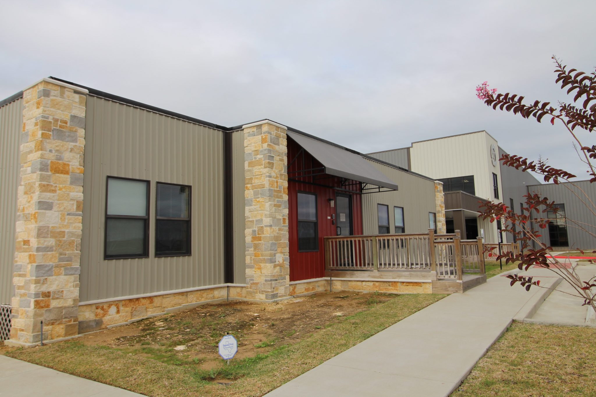 First Baptist Church, Beaumont TX Modular Office Complex