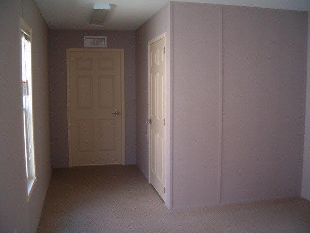 Interior of 12x56 office