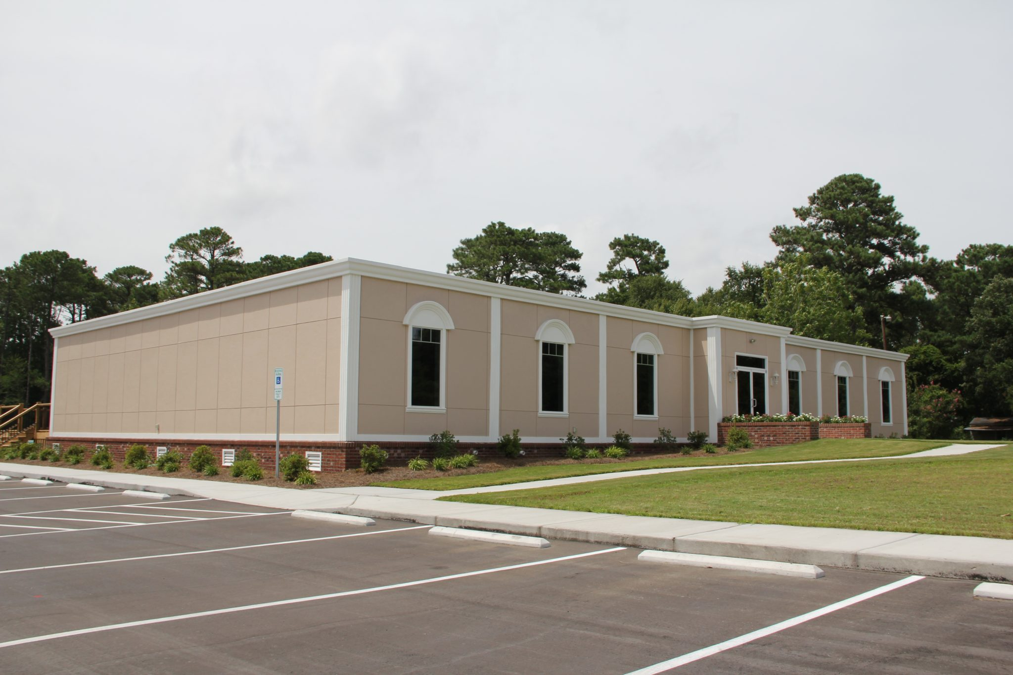 Holy Cross Episcopal Church Modular Building