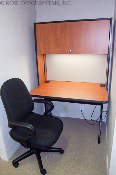 Built-in Cubicles