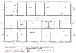 Modular Floor plan