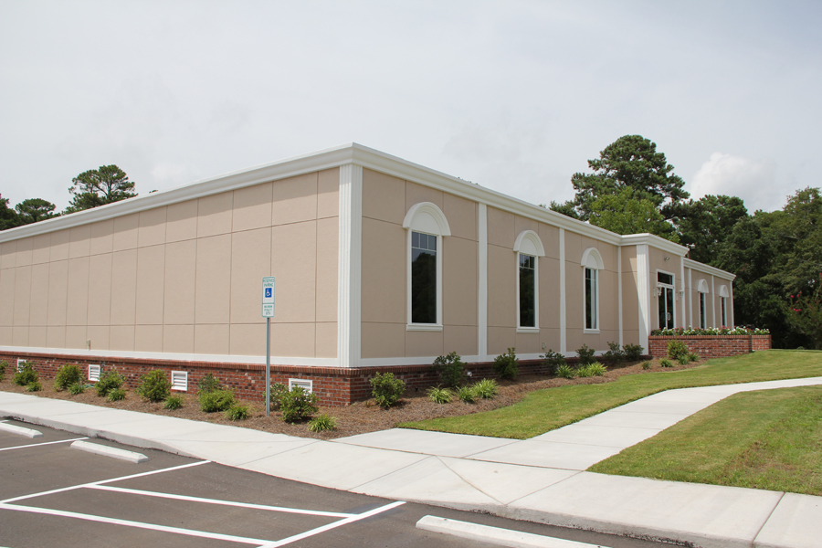Church Modular Classroom Building
