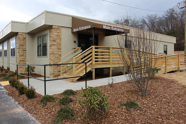 Custom Modular Medical Clinic