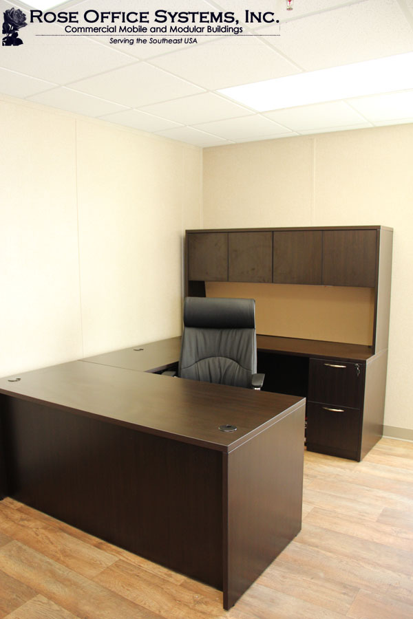 Executive Office (furniture and building by Rose)