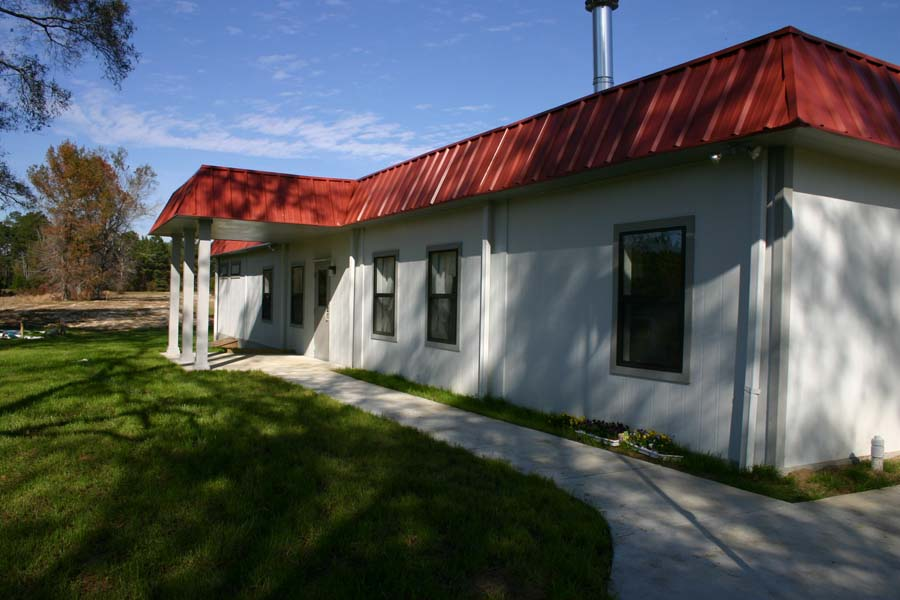 Girls Dorm for Behavioral Health Modular Facility