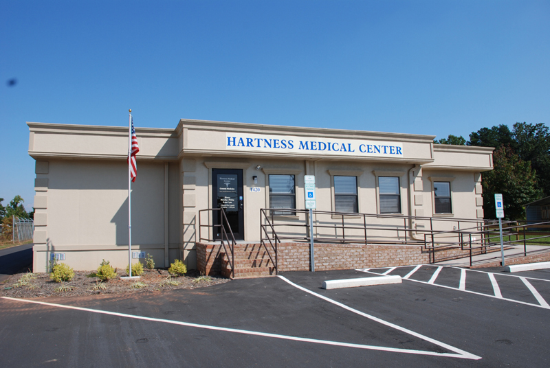 Hartness Medical Center Modular Building