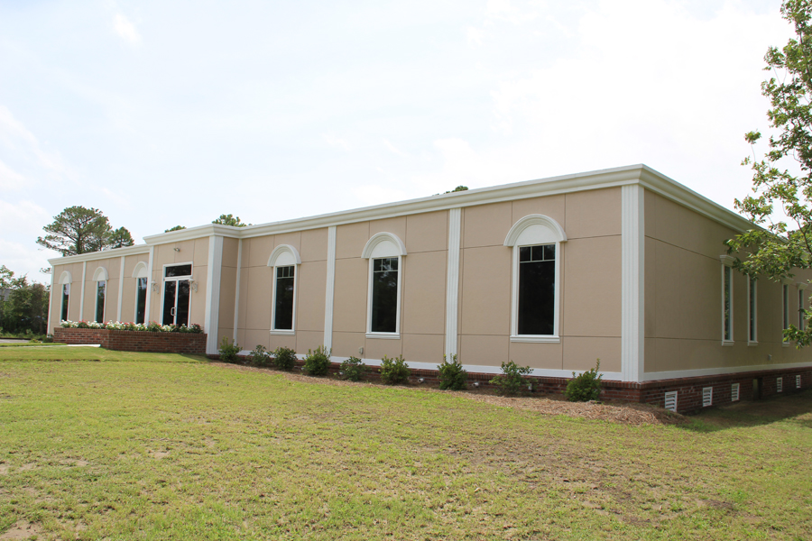 Holy Cross Modular Assembly and Classroom Building