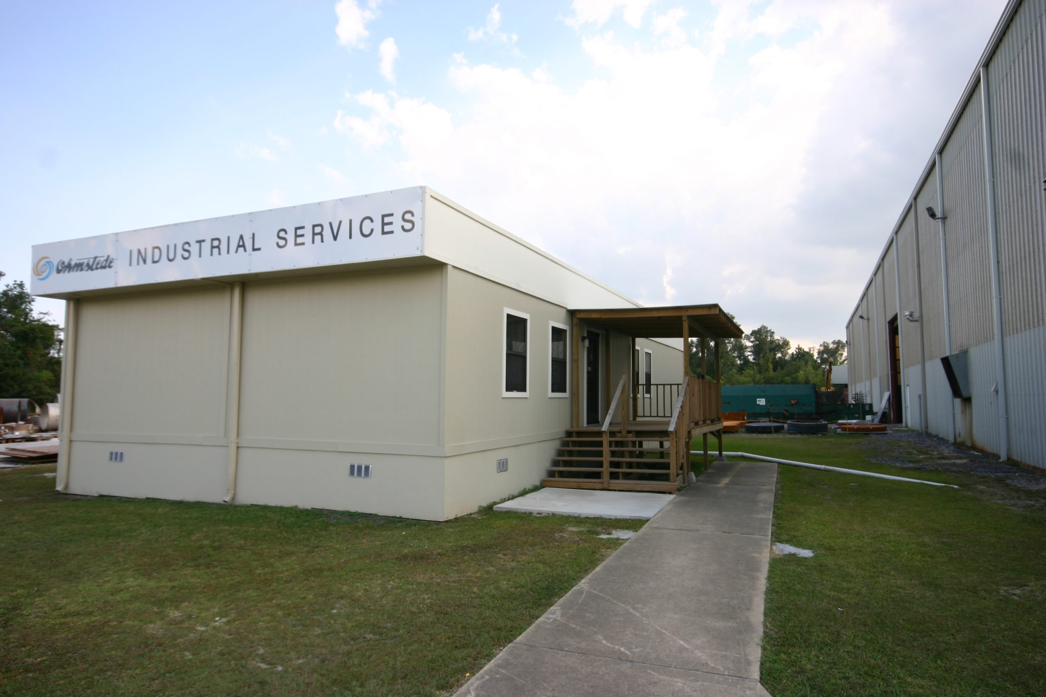 Ohmstede Industrial Services Building- Louisiana