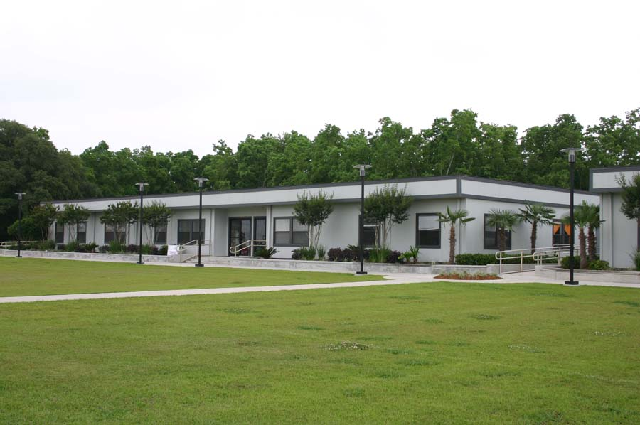 Larger Church Modular Classroom Buildings