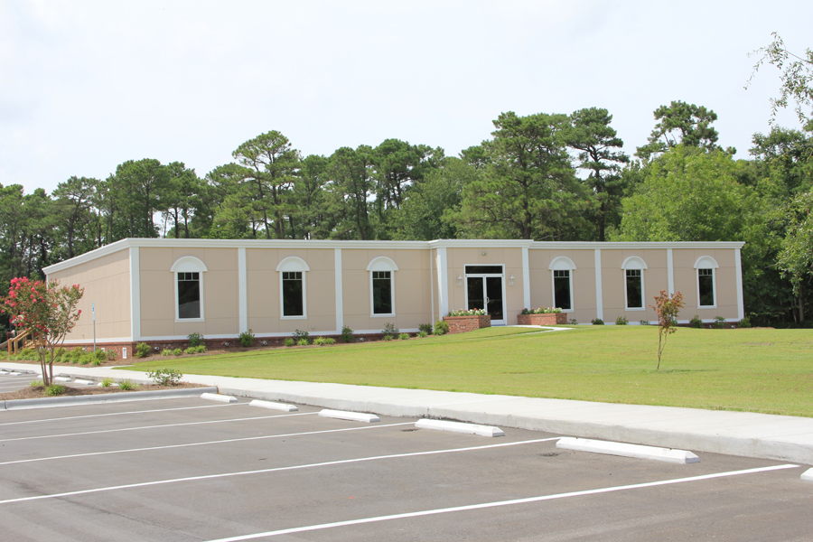 Modular Church Assembly and Classroom Building