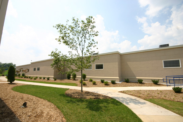 Modular Church Classrooms and Administrative Building