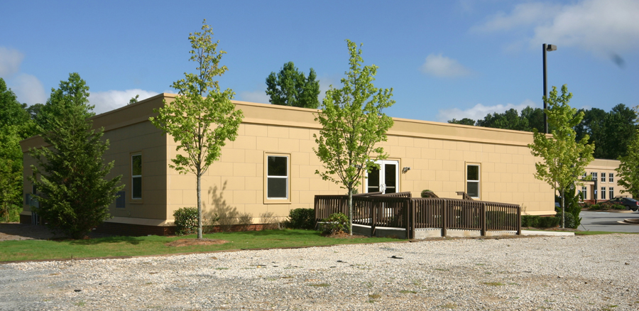 Modular Sunday School Building