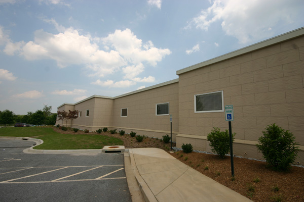 Modular church administrative office 11,000 sf