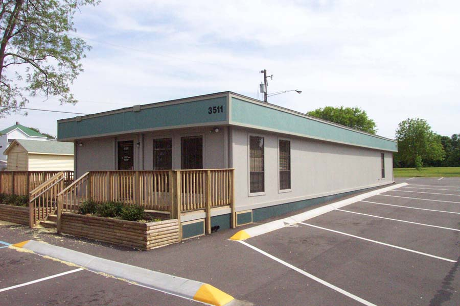 Northcrest Rural Health Clinich Modular facility
