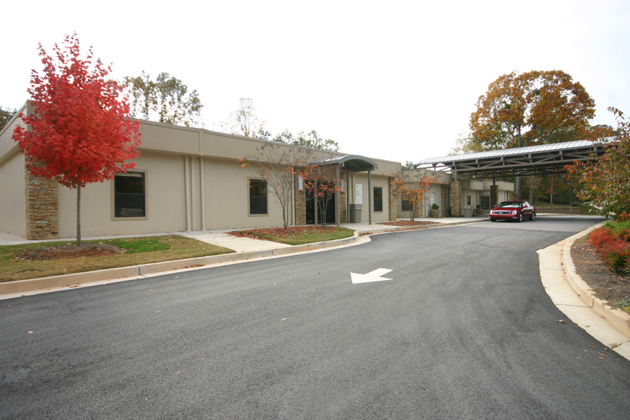 Northeast Georgia Brasselton Modular Clinic Buildings