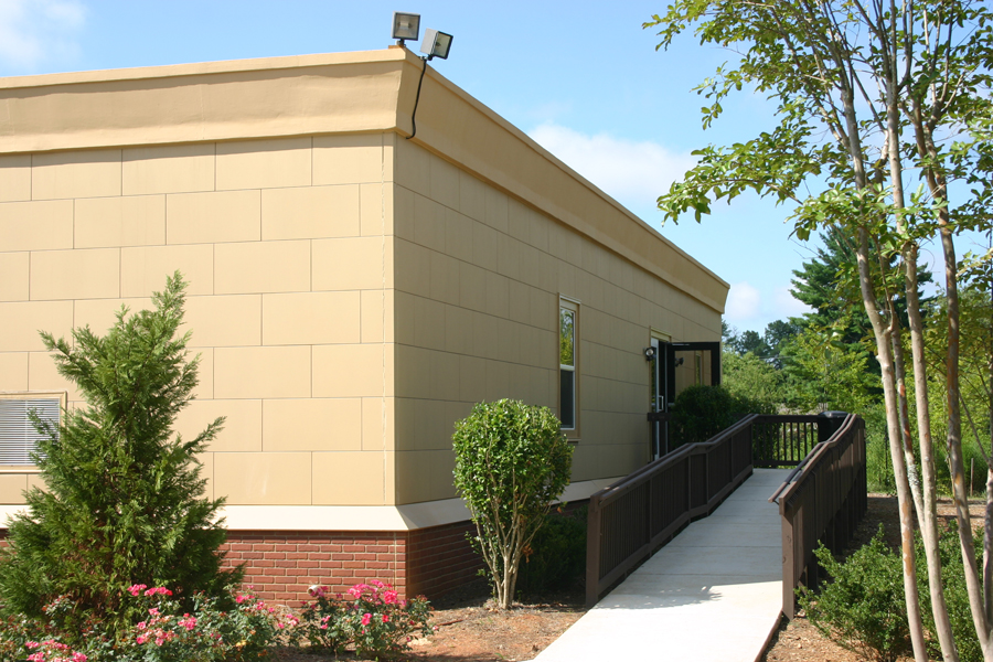 Northside Modular Church Building