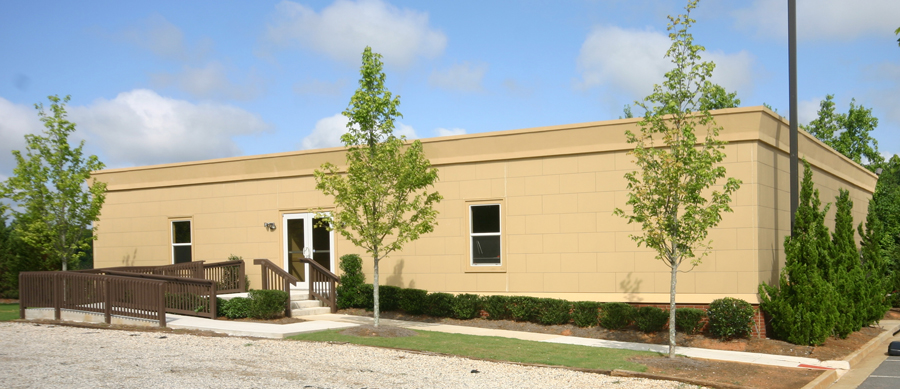 Northside Modular Church Fellowship Building