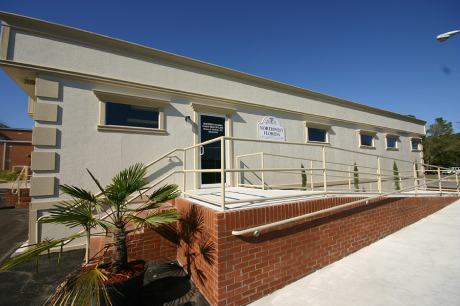 Northwest Florida Custom Modular Medical Clinic