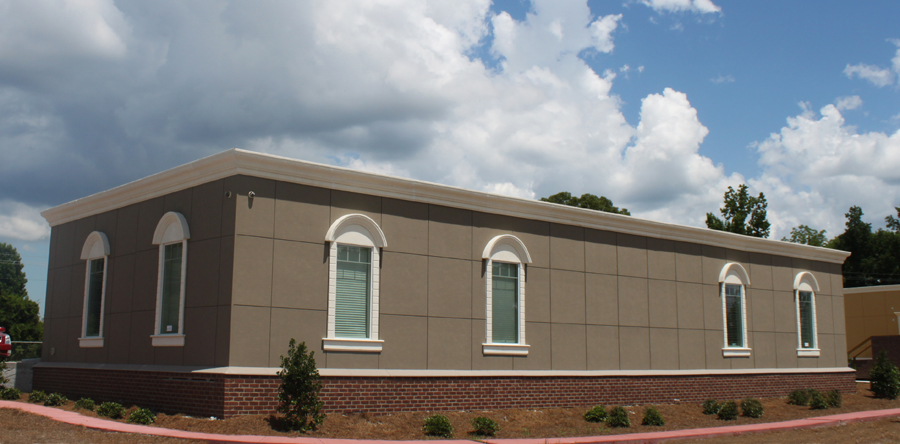 Rose Offices Modular Model Center, Calera, AL