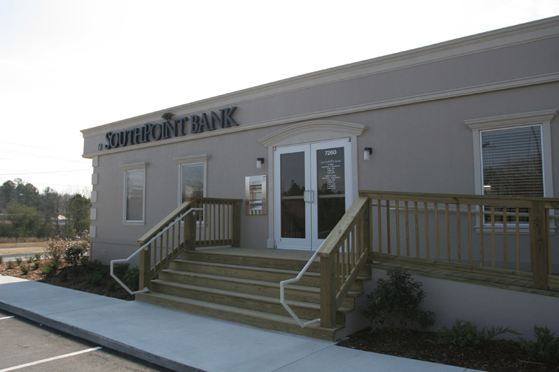 Southpoint Bank Modular Building