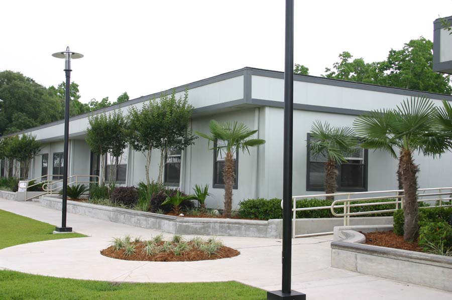 Trinity Bible Church Modular Classroom Building