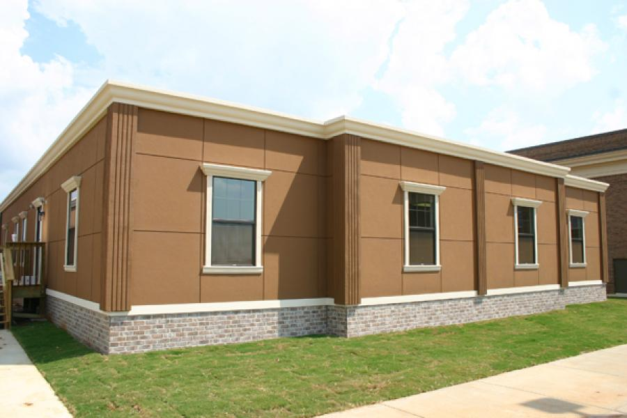 Westminster Private School Modular Classroom Building