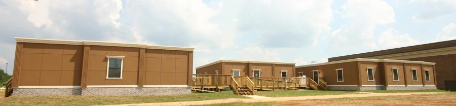 Westminster Private School Modular Classrooms